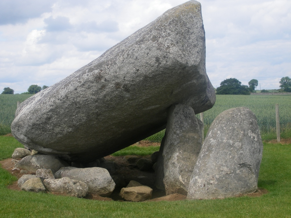 Brown Hill Dolmen 13
