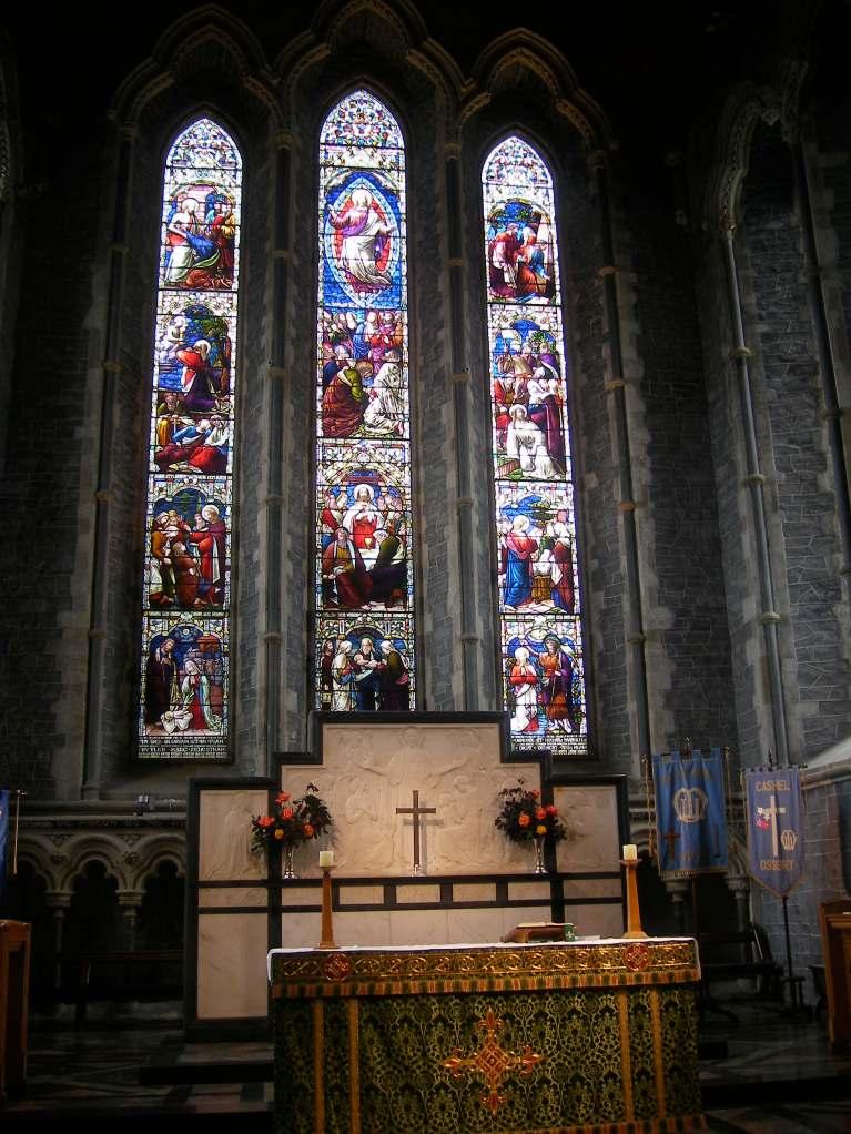 Intérieur de St canice's cathedral
