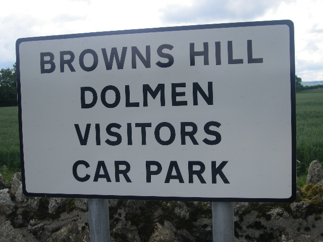Brown Hill Dolmen