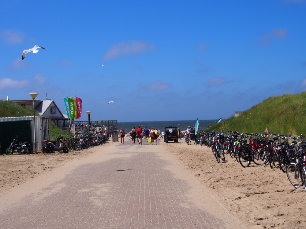 Texel - plage