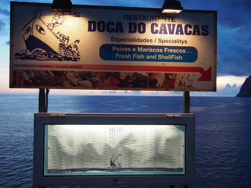 DOCA DO CAVACAS restaurant