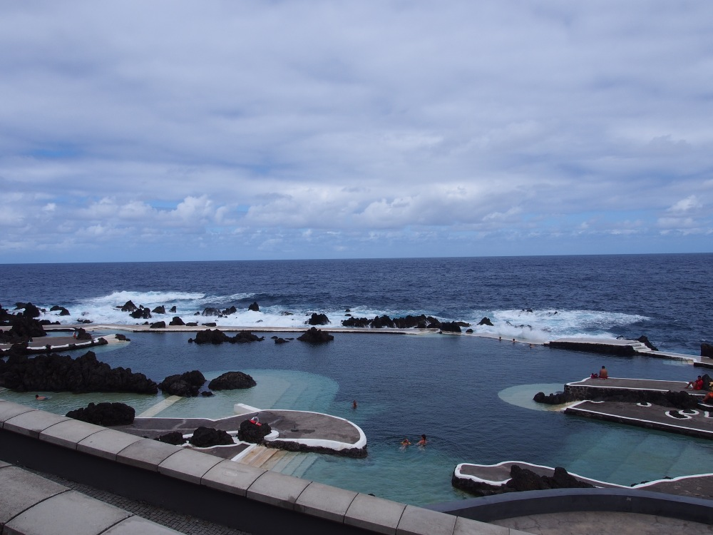 Porto Moniz Piscine