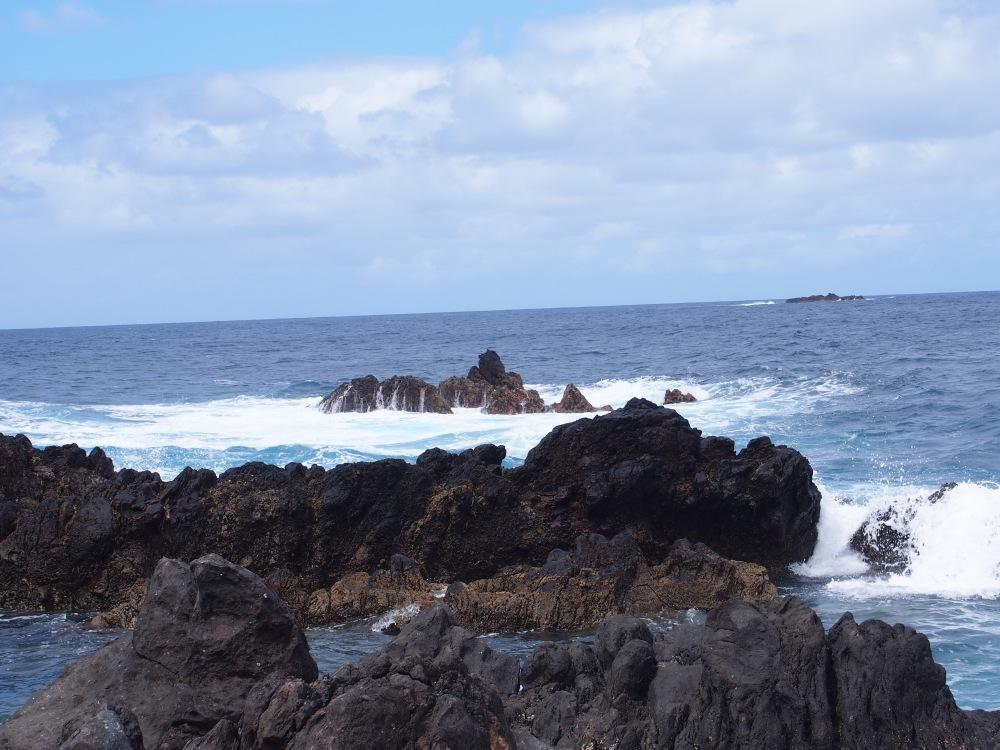 Porto Moniz océan