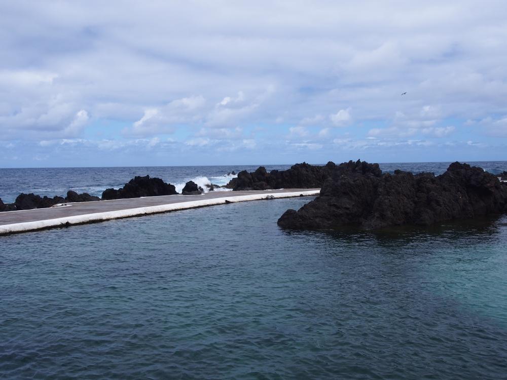 Porto Moniz piscine & océan