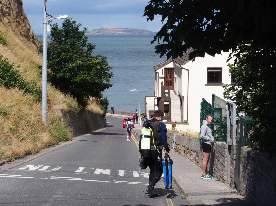 Howth route pentue