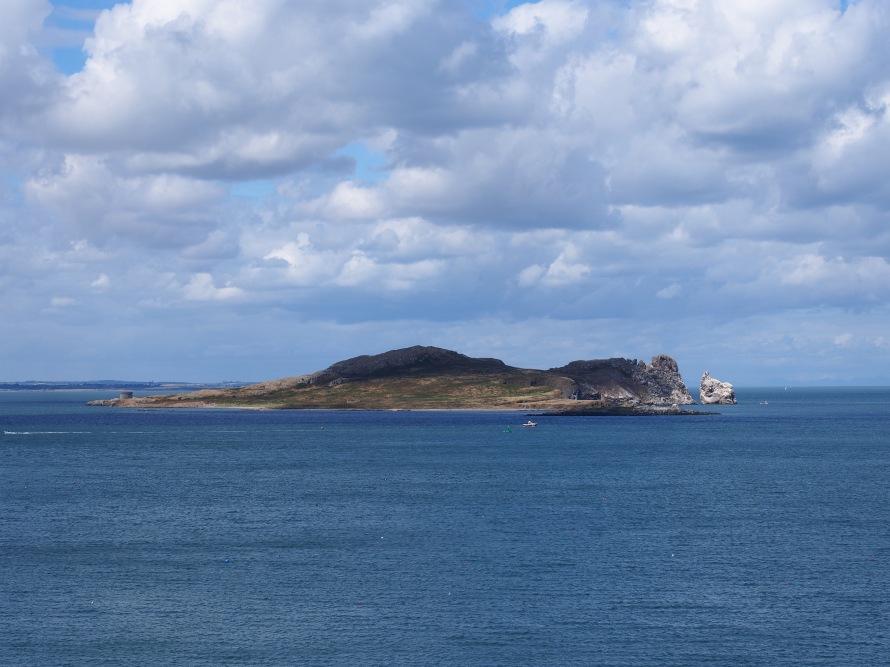 Howth vue île