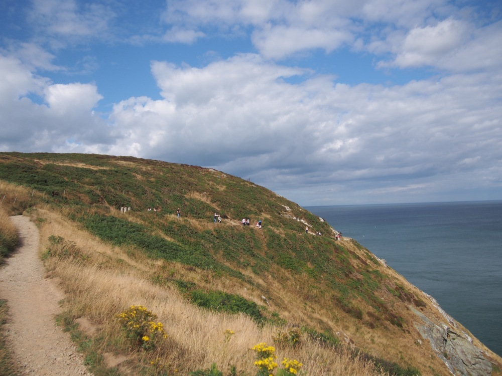 Howth people and landscape