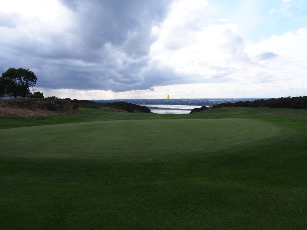 Howth golf