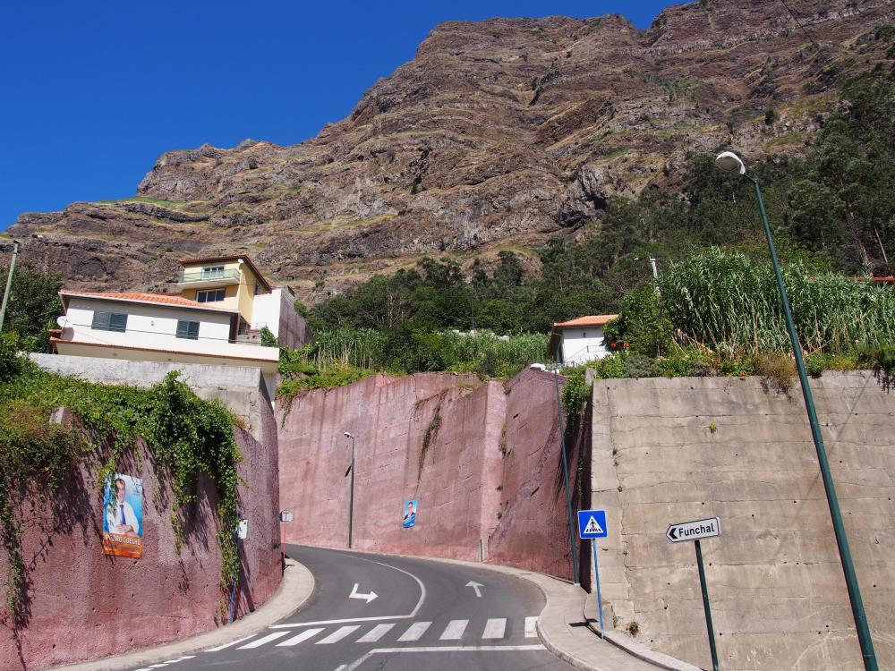 Back to Funchal