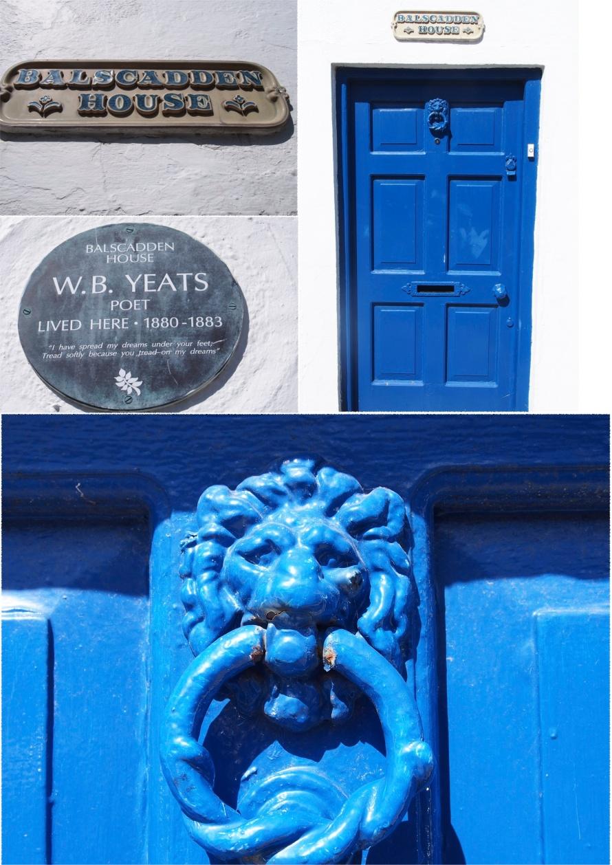 W.B. YEATS. house