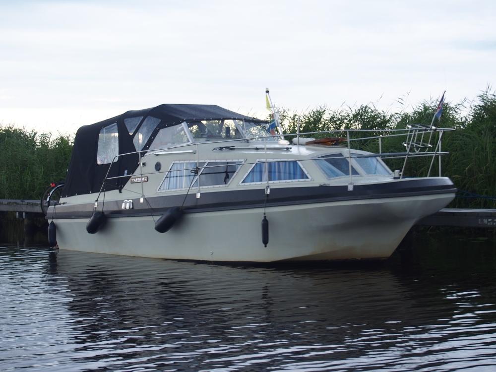 Ou boat day