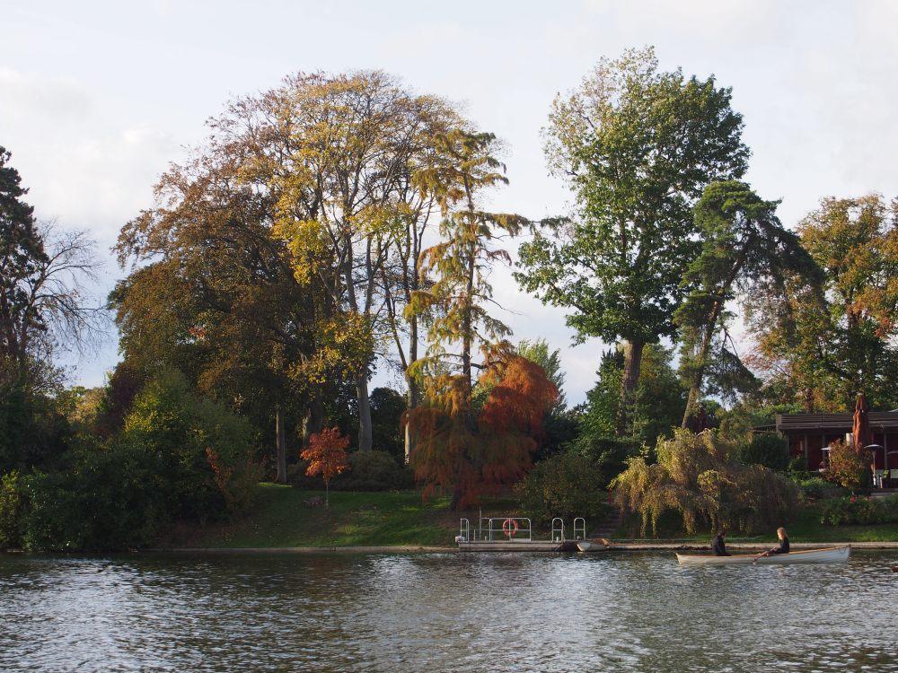Bois de Boulogne