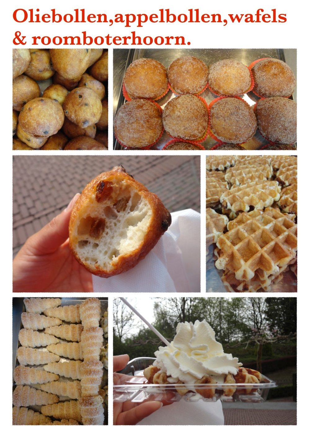 Walibi holland - Snack.