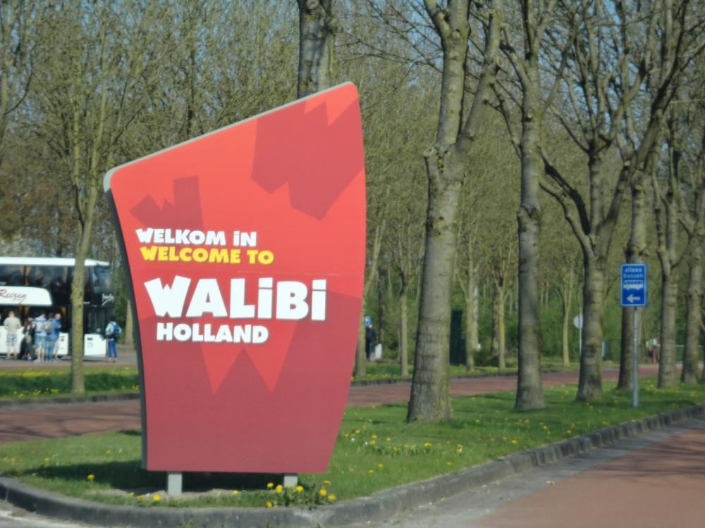 Walibi sur le Polder aux Pays-Bas - 002