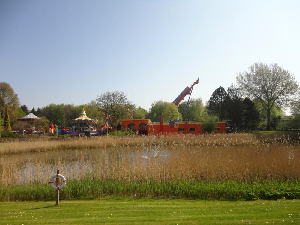 Walibi sur le Polder aux Pays-Bas - 014