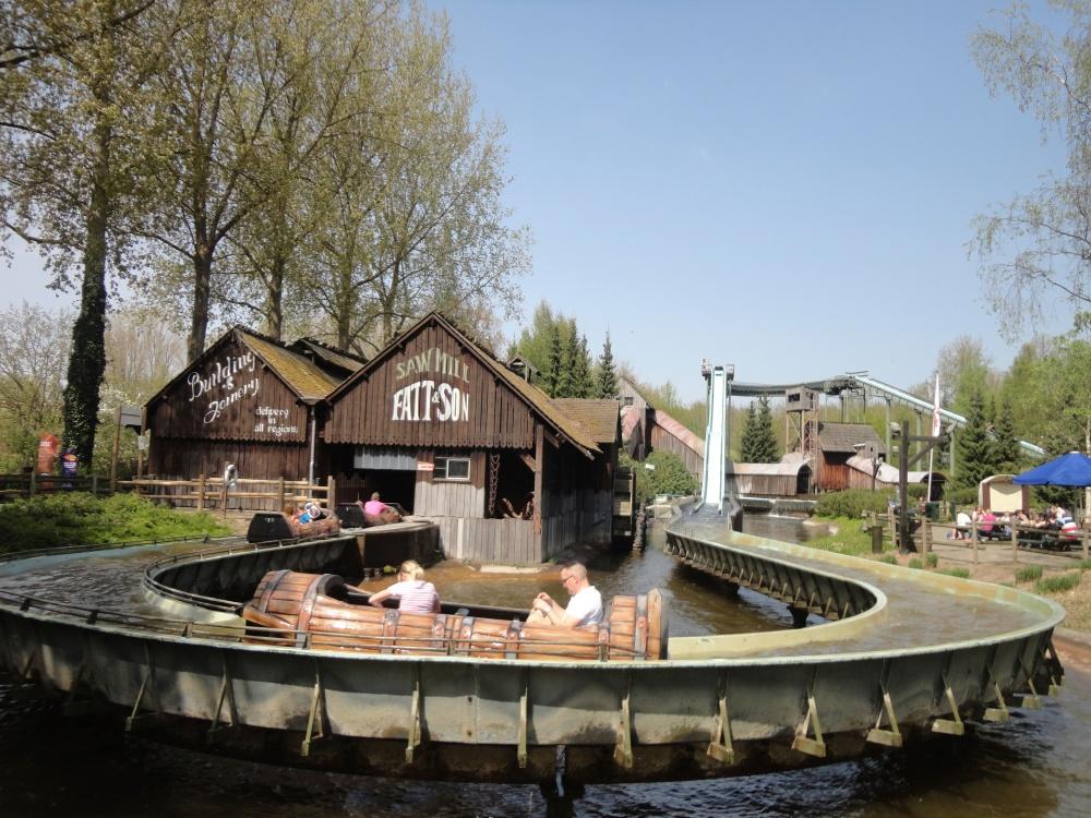Walibi sur le Polder aux Pays-Bas - 051