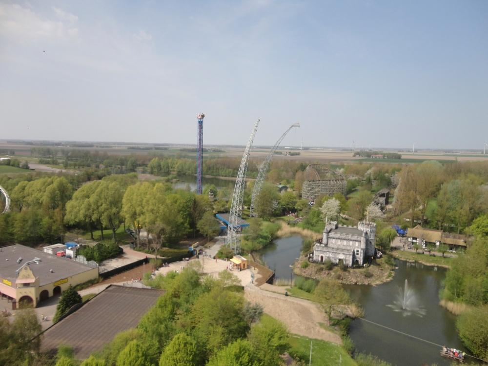 Walibi sur le Polder aux Pays-Bas - 066
