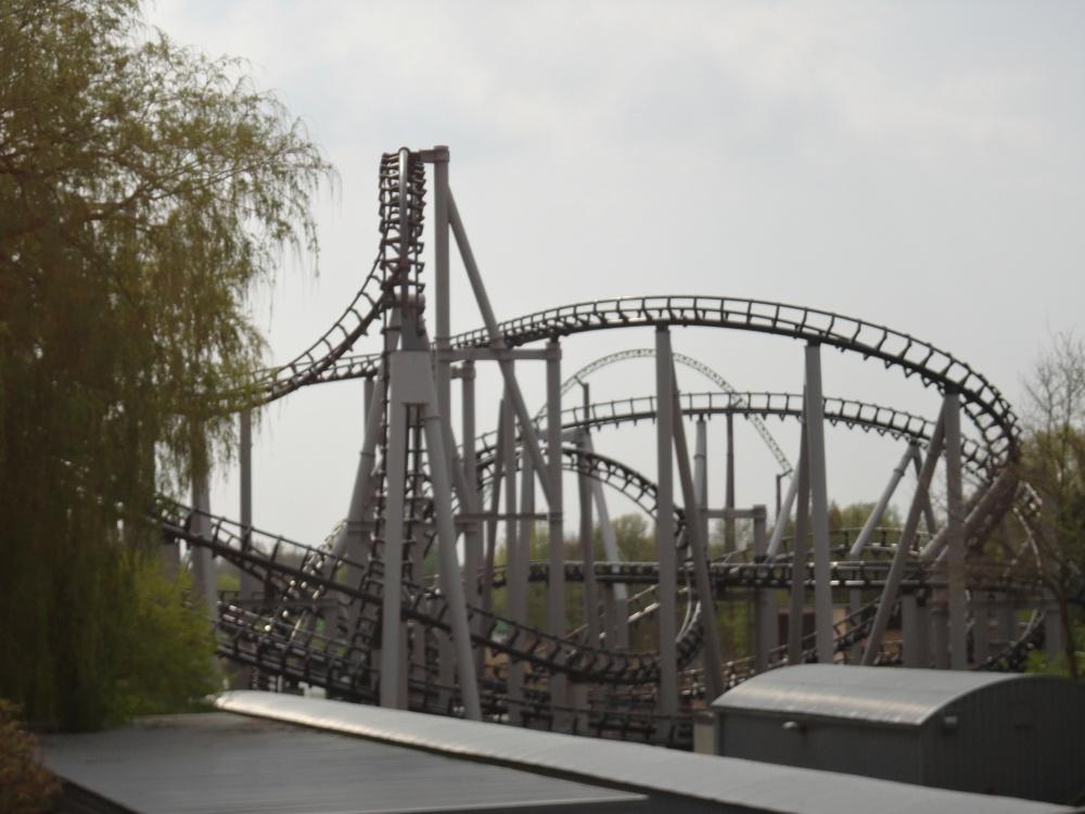 Walibi sur le Polder aux Pays-Bas - 105