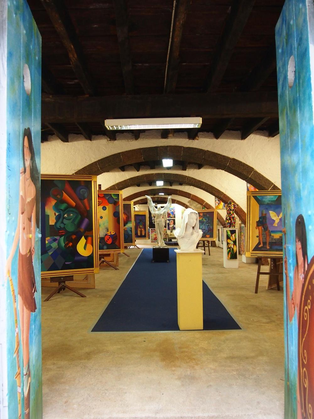Funchal atelier d'artistes