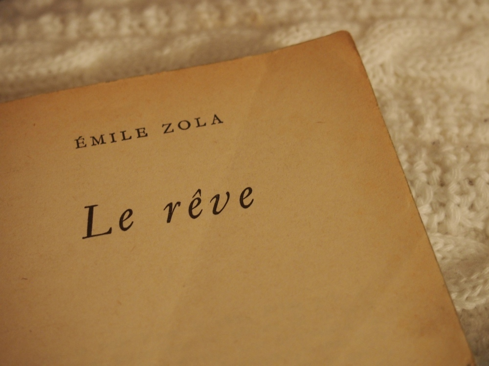LE REVE E.ZOLA