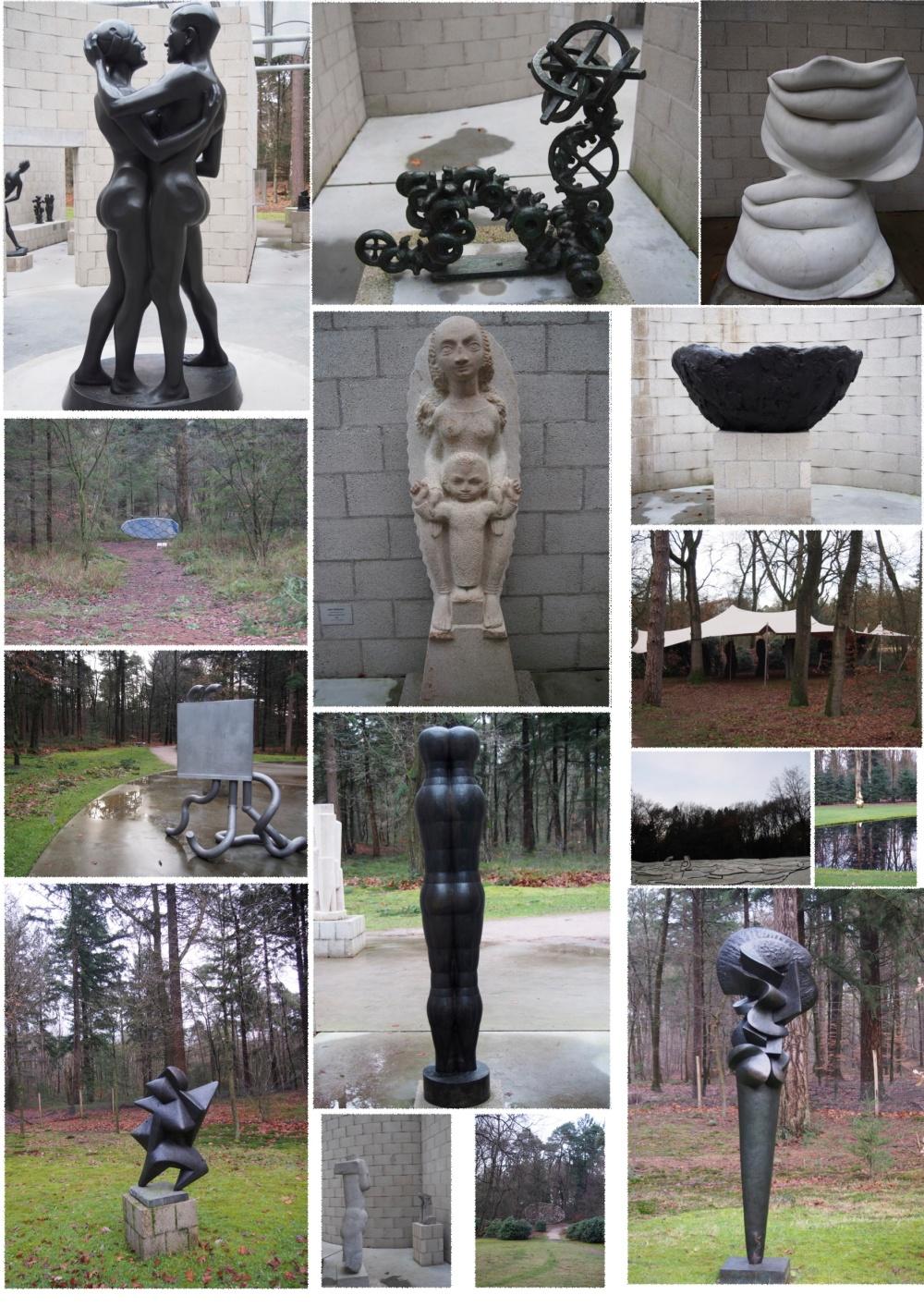 Kröller-Müller jardin