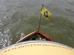 Rooterdam à bord du pannenkoekenboot  - 172