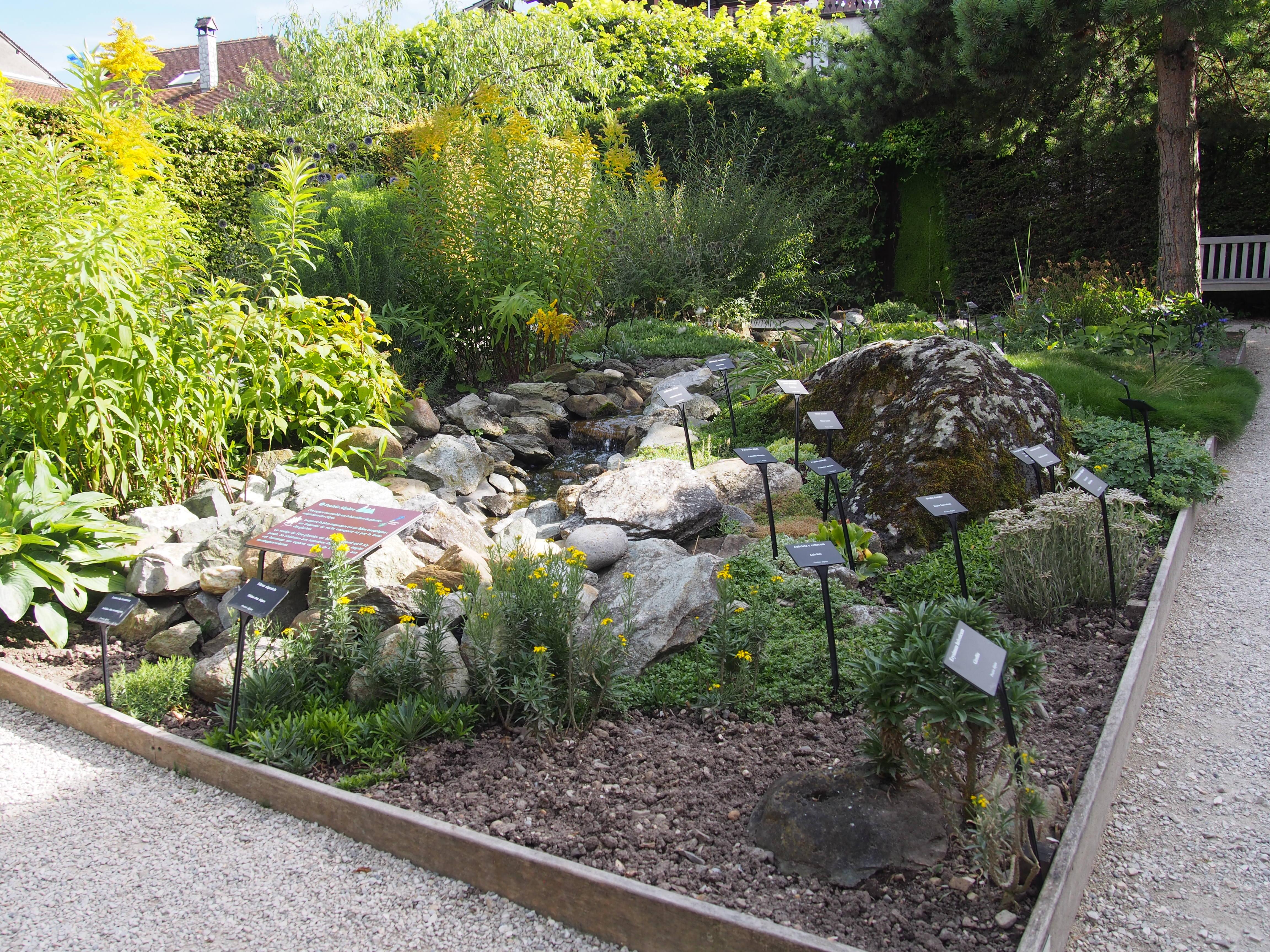 Le jardin des cinq sens claire line 39 s travelogues for Le jardin des 5 sens
