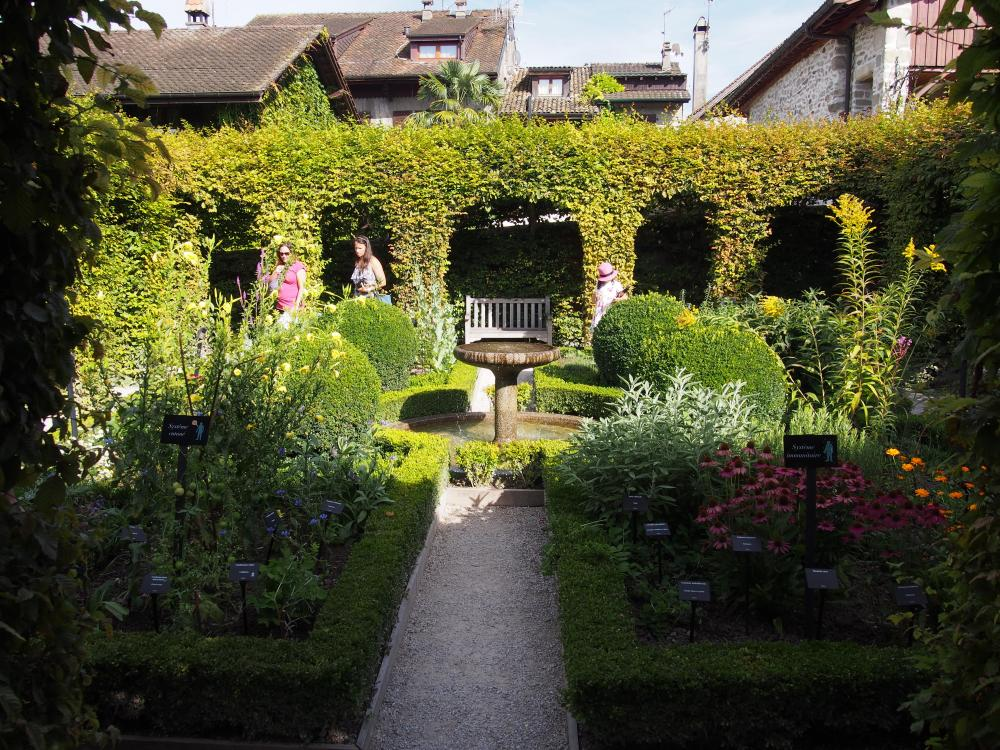 jardindescinqsens.Claire-Line's travelogues.com