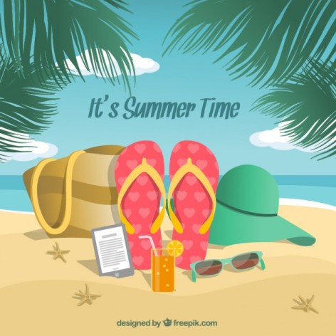 beach-background-with-summer-accessories_23-2147509343
